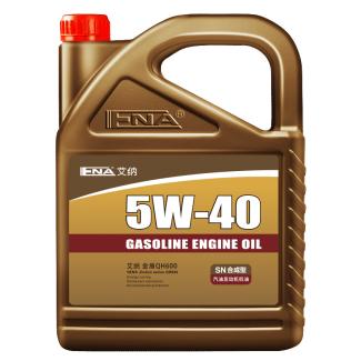 艾纳5W-40合成型机油 4L