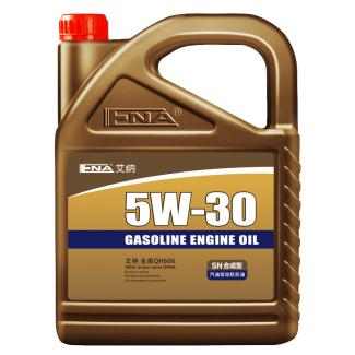 艾纳5W-30合成型机油 4L