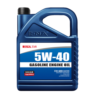 艾纳5W-40全合成机油SM 4L