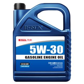 艾纳5W-30全合成机油SM 4L