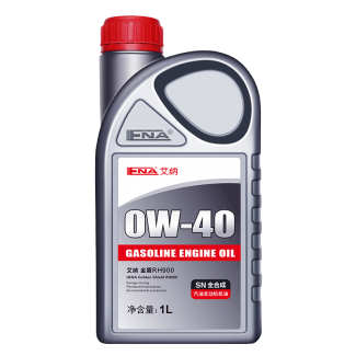 艾纳0W-40全合成机油SN 1L