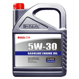 艾纳5W-30全合成机油 4L